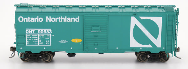 InterMountain HO Ontario Northland Boxcar 45799