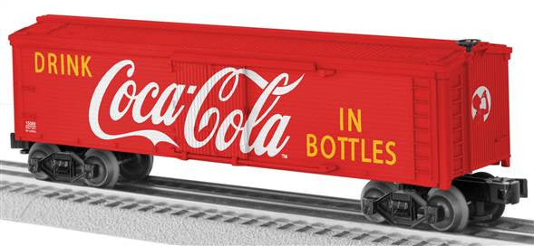 Lionel O Gauge Coca-Cola Era Box Car no. 1 #15069