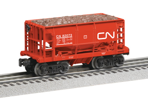 Lionel O Canadian National Ore Car #82073