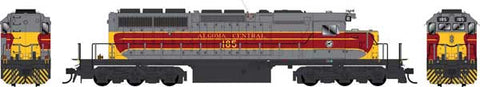 Bowser 25018 Algoma Central SD40-2 Diesel Loco #188 with DCC and Sound