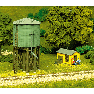 Atlas HO Water Tower Kit