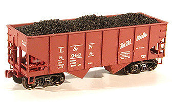 HO Chooch Accurail USRA Hopper Load #7089