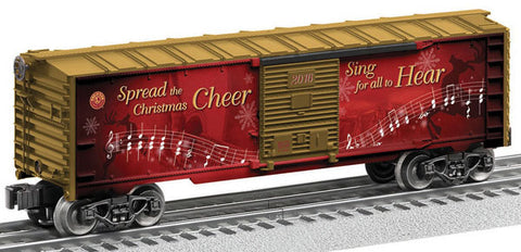 Lionel O 83175 2016 Christmas Music Boxcar