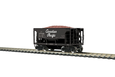 MTH HO 70-Ton Ore Car, CPR #377120