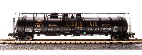 N Broadway Limited Canadian Liquid Air Cryogenic Tank Car 2-Pack