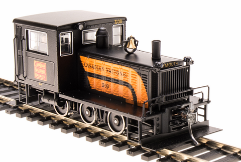 HO Broadway CN Plymouth Diesel Switcher Locomotive 6071
