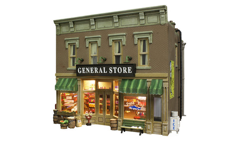 Lubener's General Store - O Scale