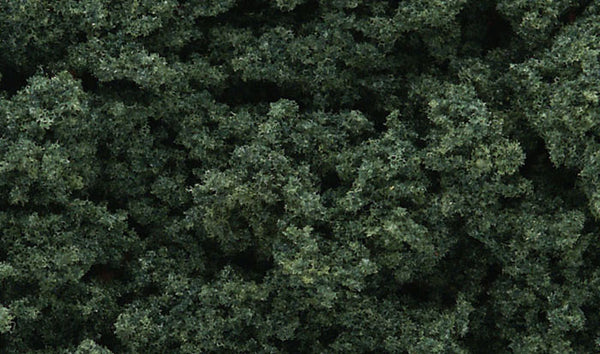 Woodland Scenics Clump-Foliage Dark Green #FC684