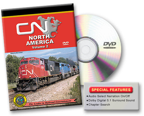 CN North America Volume 2