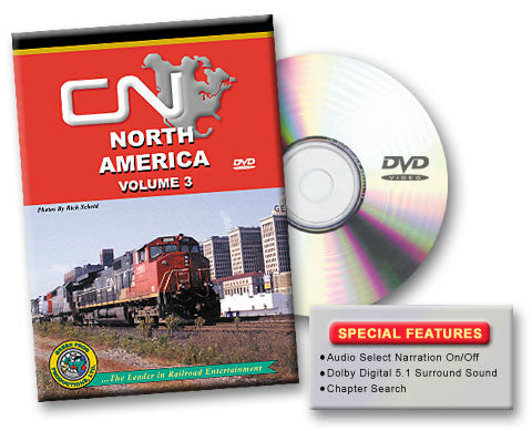 CN North America Volume 3