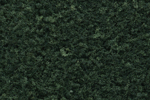 Woodland Scenics Foliage Dark Green #f53