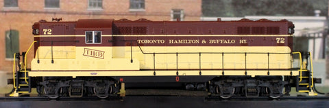HO Atlas GP7 Gold TH&B #72 Diesel Locomotive 10-002-986