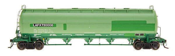 InterMountain HO Pressure Flow Hopper Lafarge Cement - EX-BC RAIL