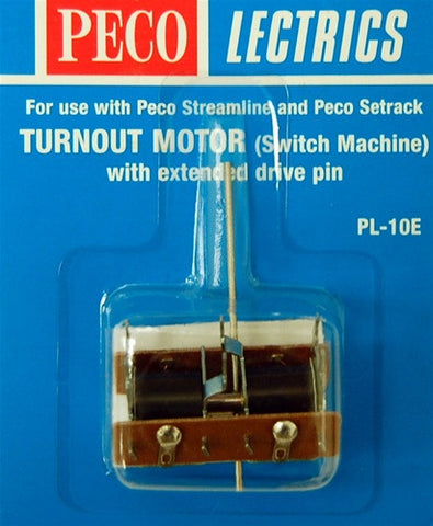 Peco HO Turnout Motor (Switch Machine) PL-10E