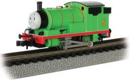 N Scale Percy Locomotive (Thomas the Tank Engine Series) 58792