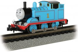 N Scale Thomas Locomotive (Thomas the Tank Engine Series) 58791