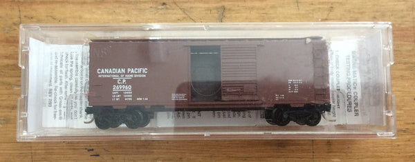 Micro-Trains N Canadian Pacific 40' Standard Box Car