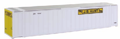 Walthers HO 48' High Cube Rib-Side Container