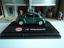 HO Model Power Minis VW New Beetle RSI