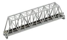 N Kato Single Track Truss Bridge 248MM SILVER S248T 20-433