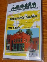 HO Smalltown USA Jessica's Salon 699-6003