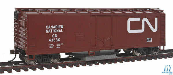 HO Walthers Trainline CN Track Cleaning Car 43630