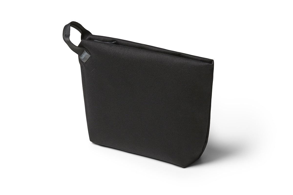 Standing Pouch Plus Black