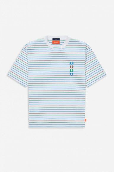 Beams Striped tee