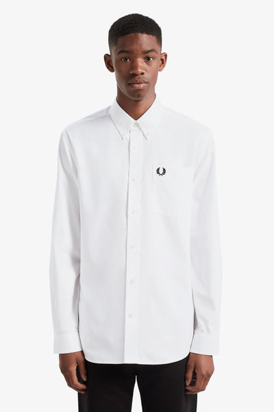 Classic Oxford Shirt White