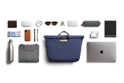 System Work Bag Ink Blue