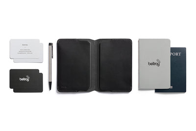 Notebook Cover Mini Black