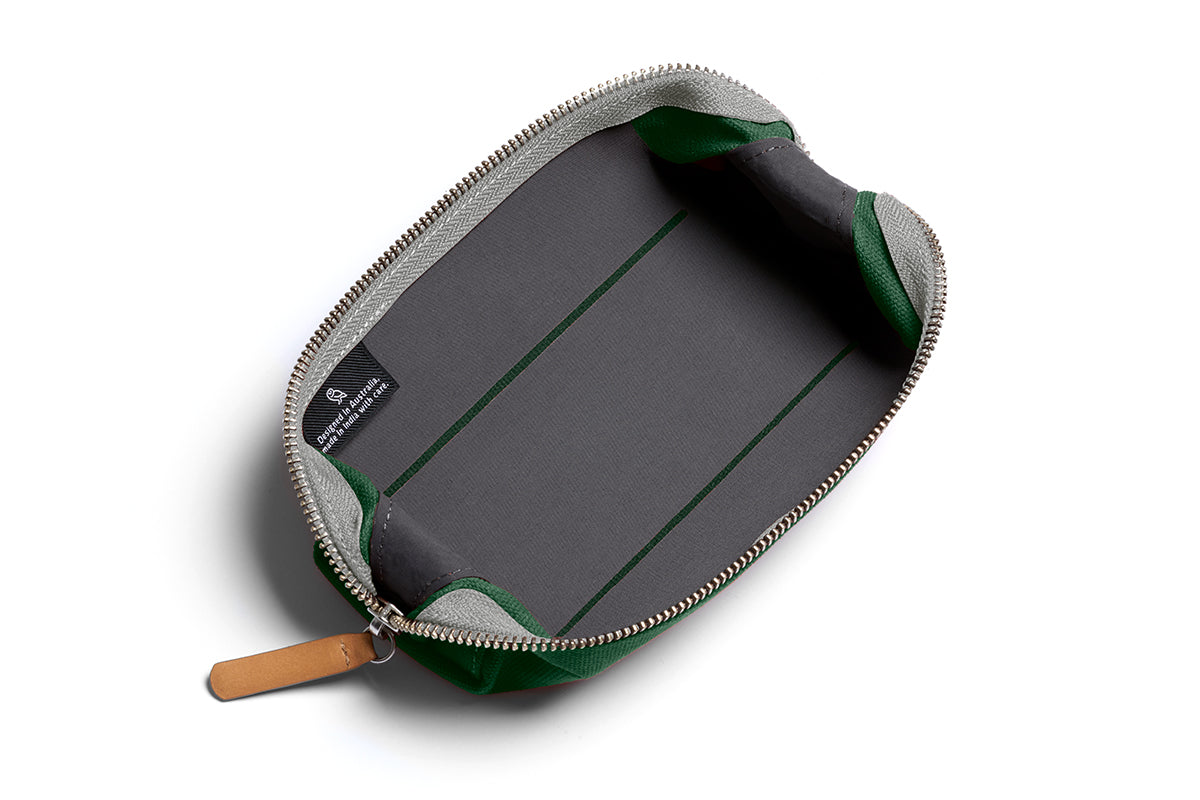 Pencil Case Forest Green
