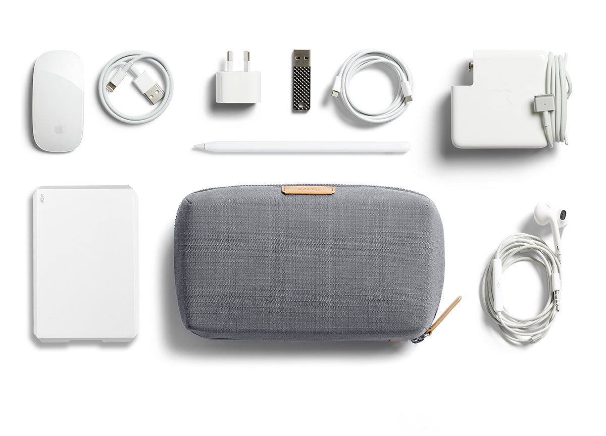 Tech Kit Light Grey