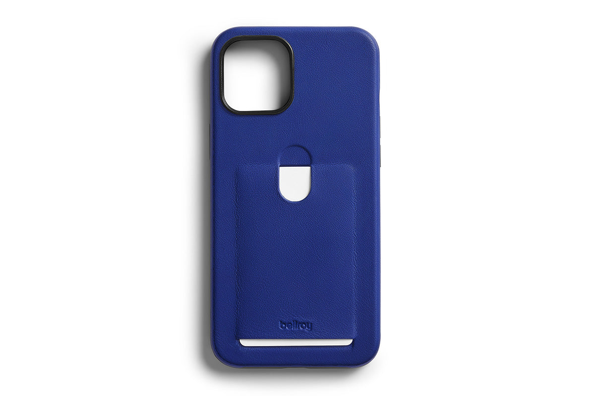 Iphone Case 1 Card 12Pro Max Cobalt