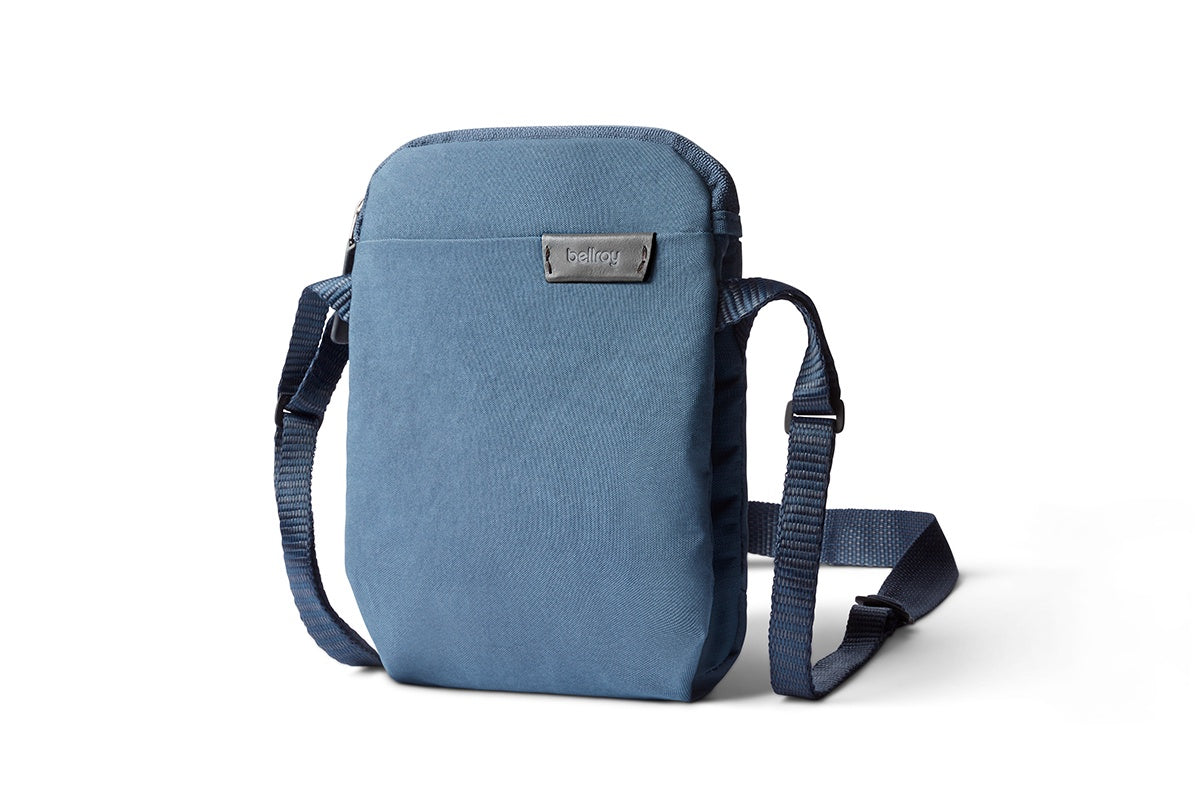 City Pouch  Marine Blue