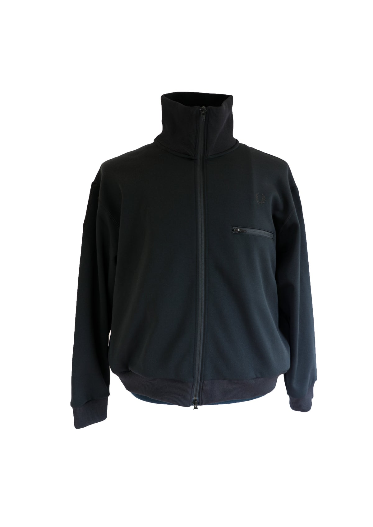 Made in Japan Track Top Black