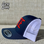 """FREE"" Hat - Freestyle (Red, White, & Blue)"