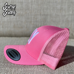 """FLY"" Hat - Butterfly (Pink & White)"