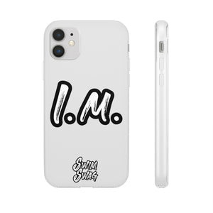 I.M. - Swim Swag Flexi Phone Case