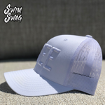 """FREE"" Hat - Freestyle (White on White)"