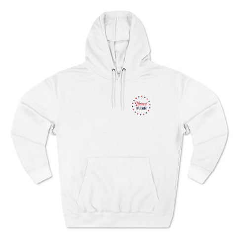 """United We Swim"" Hoodie"