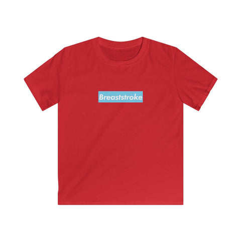 """BREASTSTROKE"" Swimple KIDS Tee"
