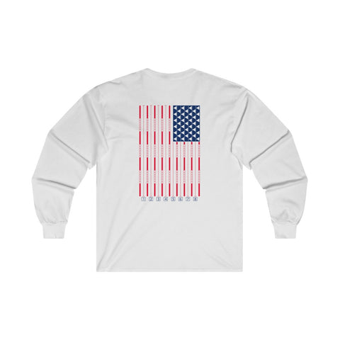 """United We Swim"" Long Sleeve Tee"