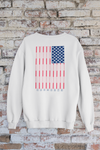 """United We Swim"" Swim Swag™ Crewneck Sweatshirt"