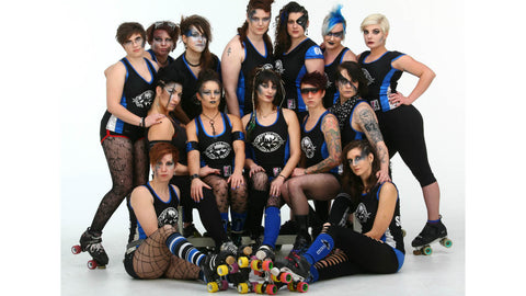 The Roller Derby All-Stars