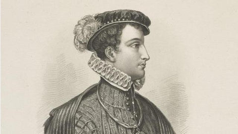King Francis II of France was an avid snuffer.