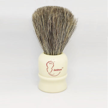 Genuine JetShave Shaving Brush
