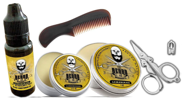 Beard and Mustache Styling Kit - MrSnuff