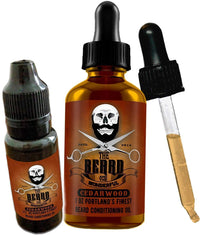 Beard Busting Oil Combo