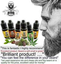 Beard Oil - MrSnuff